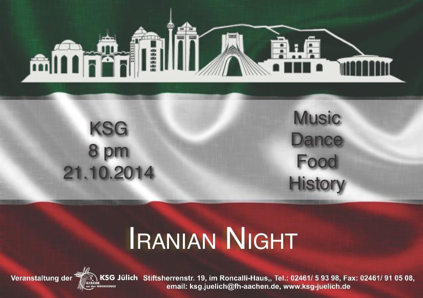 Länderabend Iran