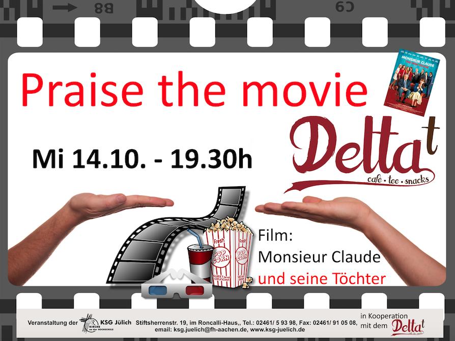Praise the Movie im Delta t