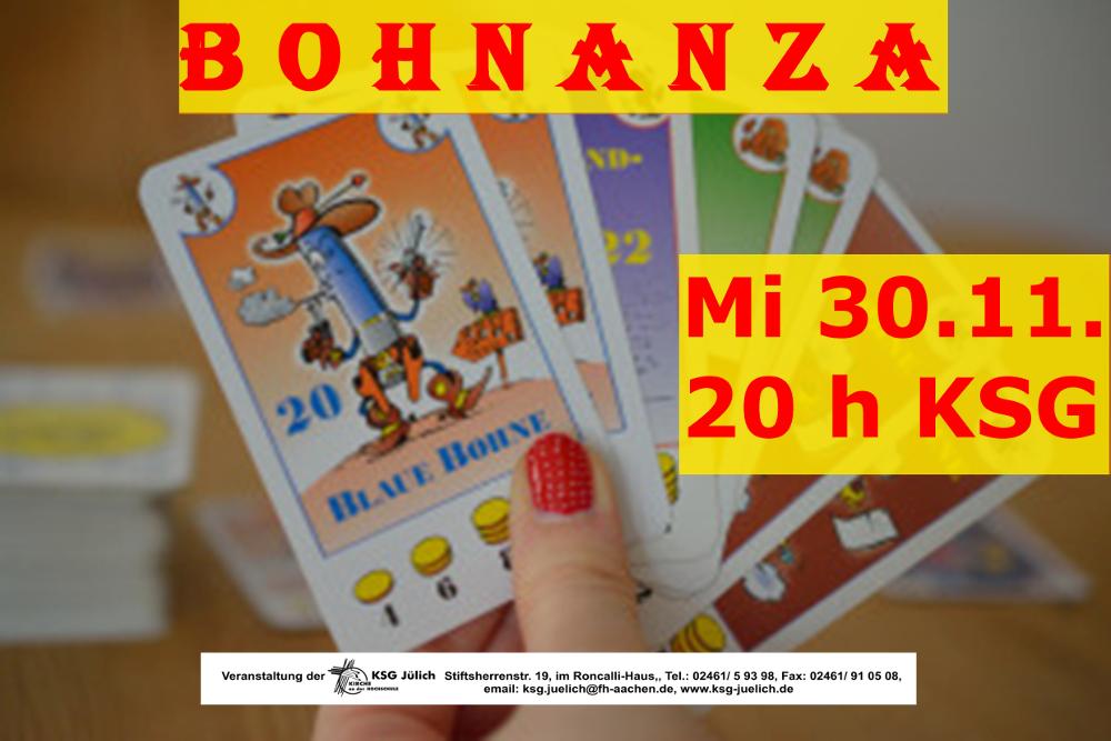 Spieleabend Bohnanza