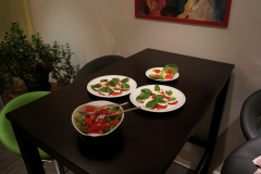 graduate dinner 2015