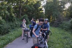 Radtour2017 Blausteinsee