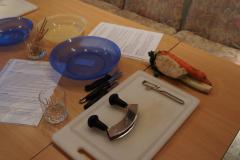 Welcome Meal März 2015