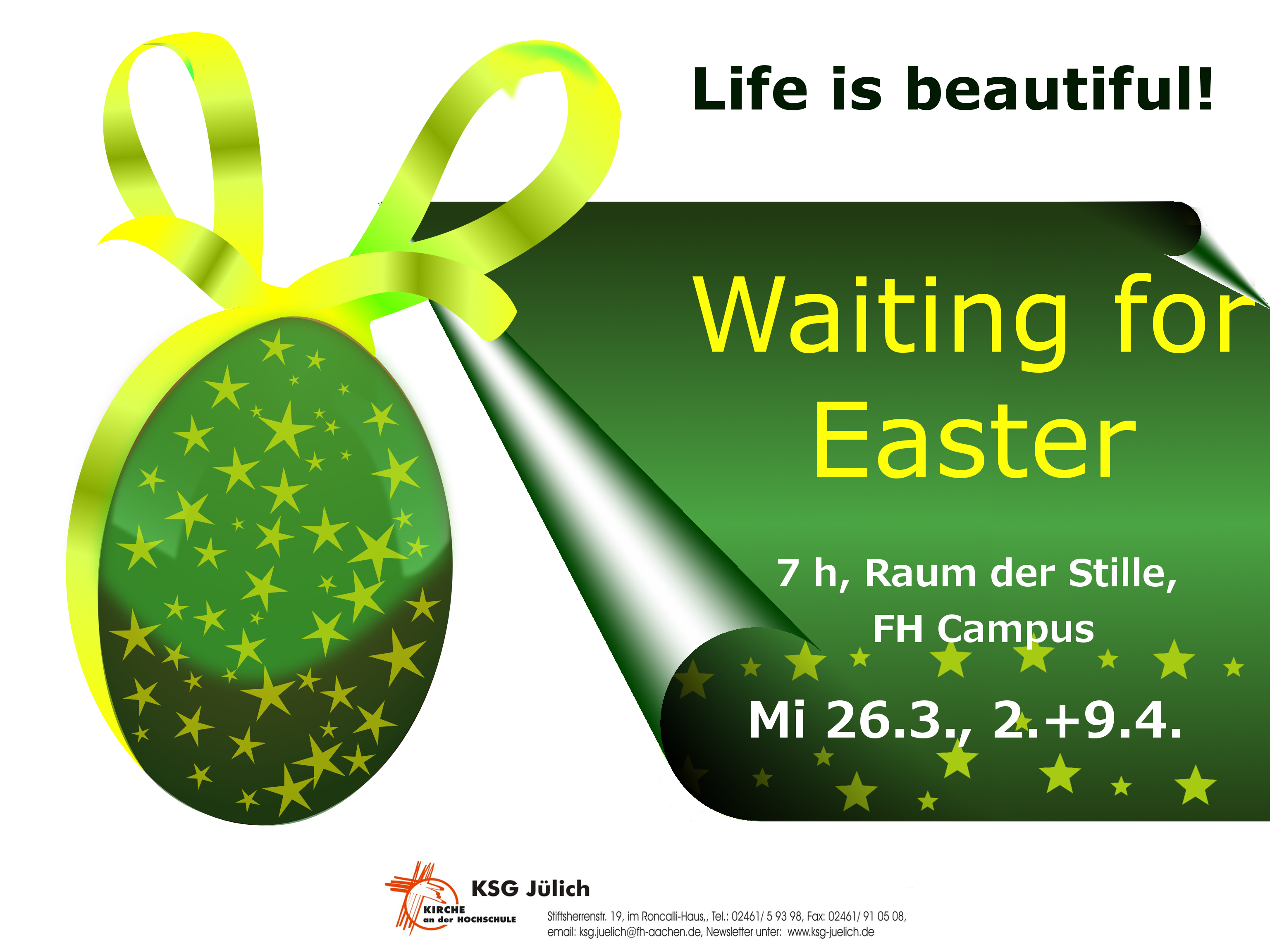 Waiting for Easter2
